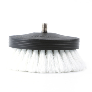 "3.5"" Drill Brush with Attachment Scrubber Soft Duty"