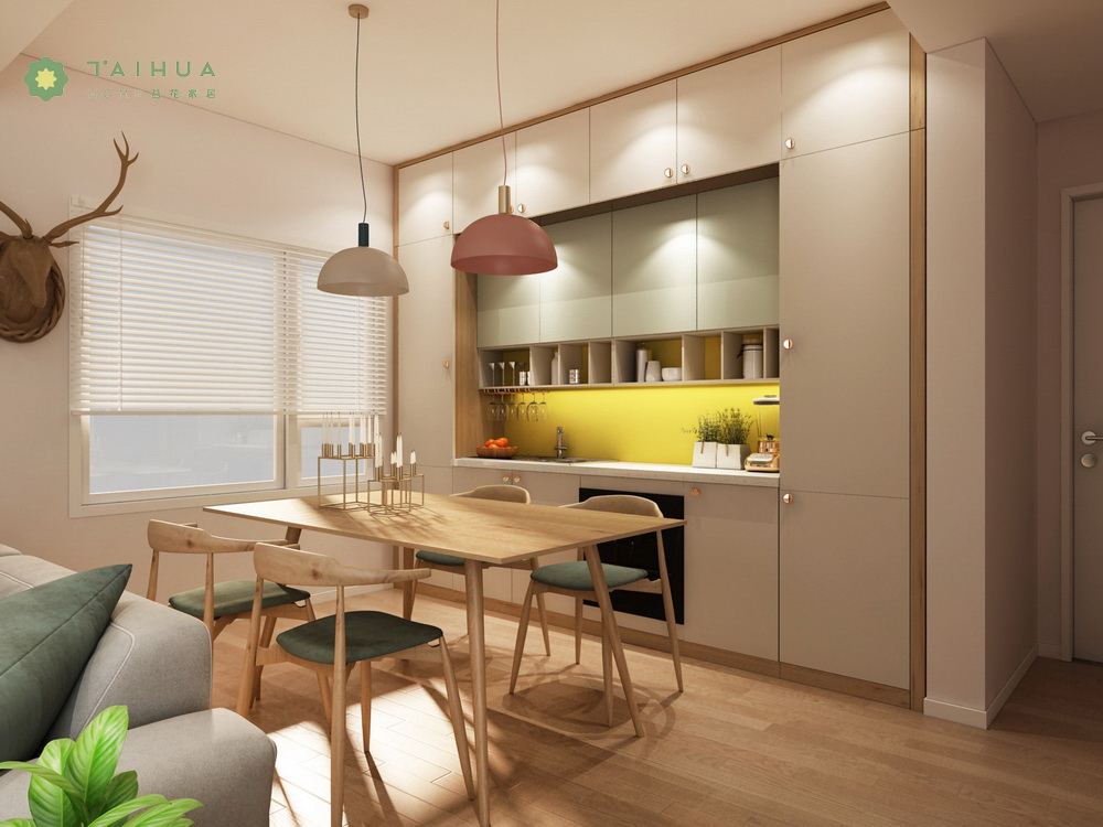 Customized Kitchen and Dining