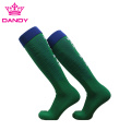 Green Soccer Teams Ankel Socks Mens