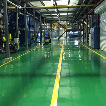 Epoxy Industrial Workshop Floor Paint