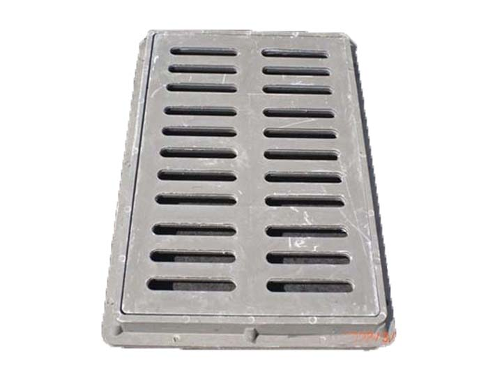 SMC Manhole Cover With Circuar