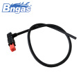 Gas piezo spark electric igniter for bbq grill