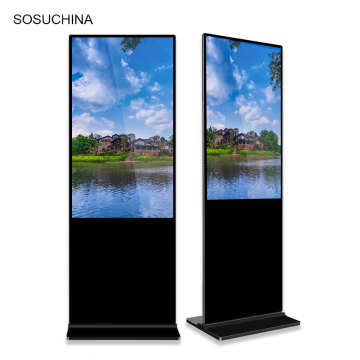 Slim1080P HD LED Panel Advertising Player