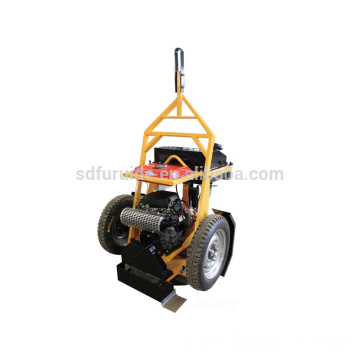 High Speed Asphalt Circular Road Cutting Machine For Concrete FQY-400