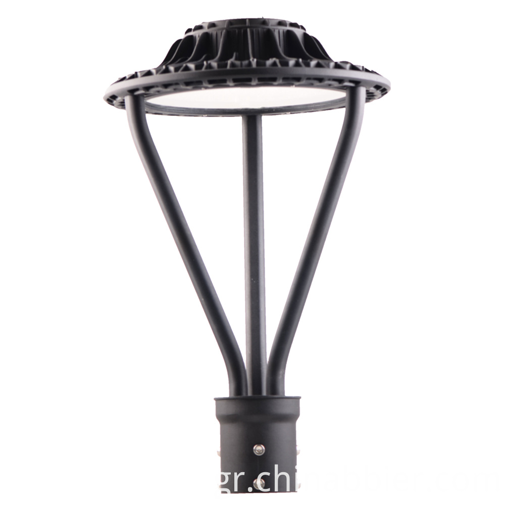 Led Post Top Light Fixture (8)
