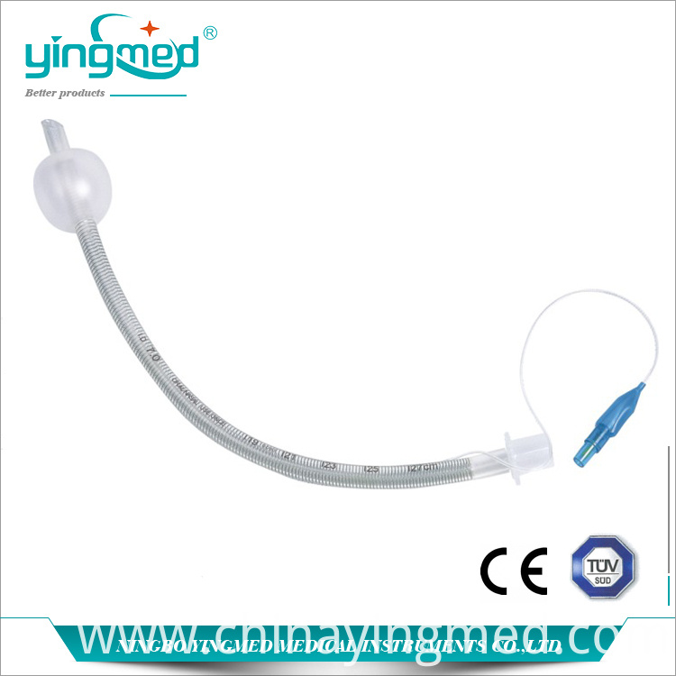 Reinforced Endotracheal Tube