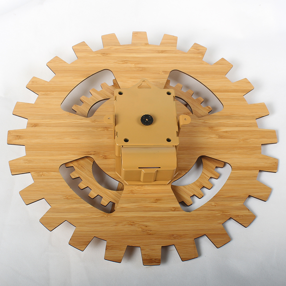 Gear Clock Design
