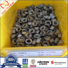 Hexagon Nut-Titanium Gr2-Yixin