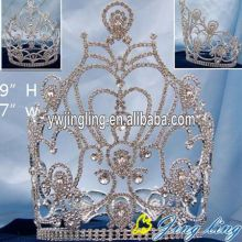 Full round pageant crowns CR-230