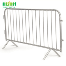Hebei Giant Galvanized steel Crowd Control Barrier Fences