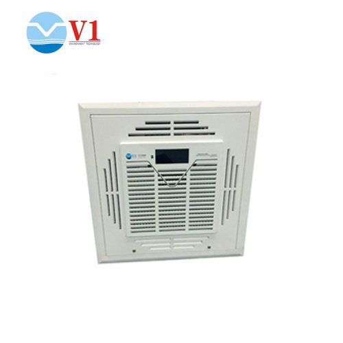 Ceiling mounted air cleaners Uv sterilizing device