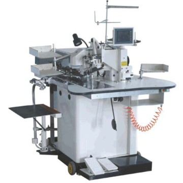 Automatic Pocket Welting Machine