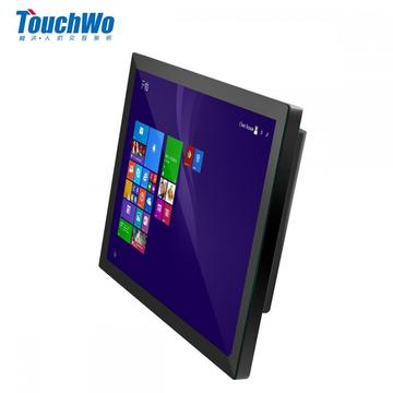 19 inch LCD panel touchscreen monitor