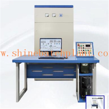 Control Panel Standard Of Concrete Batch Plant