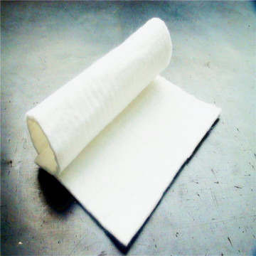 Staple fiber needle-punched nonwoven geotextiles
