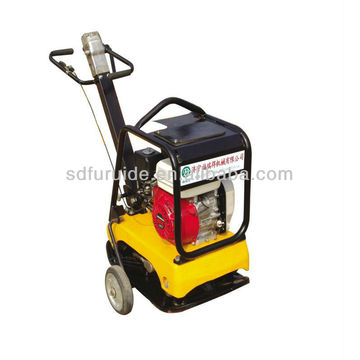 FPB-S30 Hydraulic Two-way Hand Vibrating Plate Compactor machine