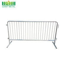 Hebei Giant Galvanized steel Crowd Control Barrier Fence