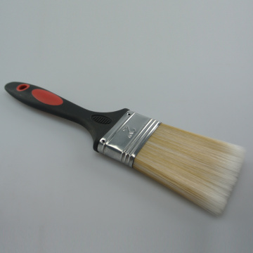 synthetic wall brush