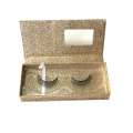 Custom Luxury Glitter Lipstick Box with Window