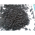 Black pellet activated Carbon for air purification