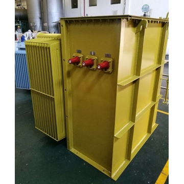 Oil type miniature substation transformer up to 2500kva