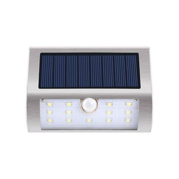 Solar wall Lights Waterproof Motion Sensor Outdoor Light