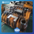Milling and boring machine parts