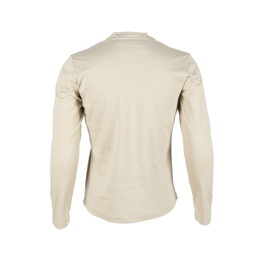 Flame Retardant Cotton Men'S Drill Shirt For Workwear