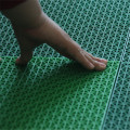 PP plastic interlocking removable floor tiles