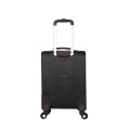 Vintage Trolley Small Size PU Leather travel luggage