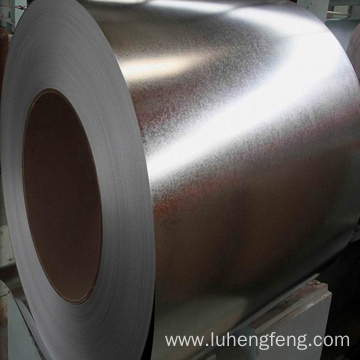 galvanized steel coil 0.4mm ppgl in steel coils