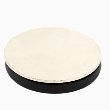 Round Magnet Badge ( Plastic type)