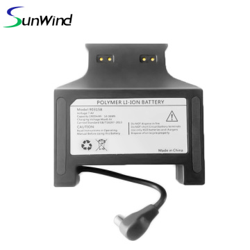 Rechargeable POS Terminal nexgo k320 903158 Battery