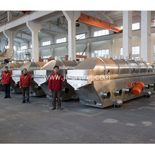 ZQG series continues vibration fluid bed dryer /drying