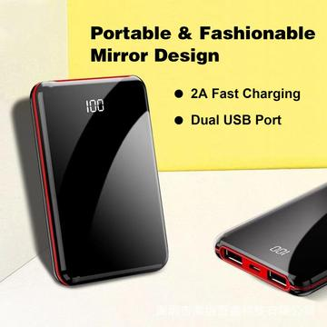 Hot sale portable 18650 power bank amazon sell