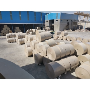 kraft paper machine for paper mill