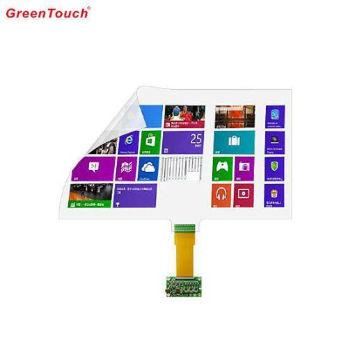 Multi Touch Film  Interactive 12.I Inch