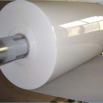 Plastic Rigid transparent PET in Rolls sheets
