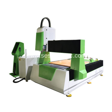 HQD water cooling spindle cnc router machine atc