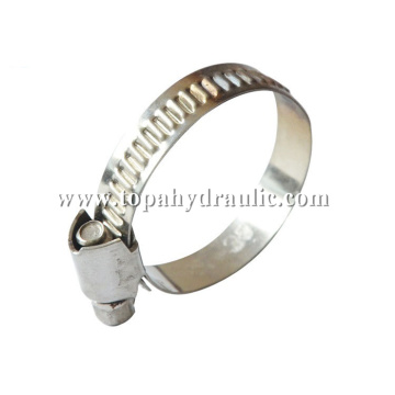 stainless steel hydraulic German hose clamp