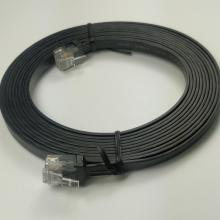 Cat6 Flat Patch Cable With Short Body