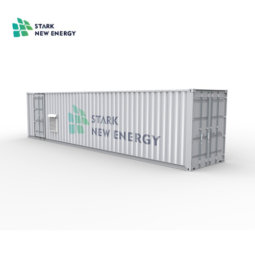 500KWh Container Energy Storage System