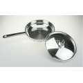 15pcs Stainless Steel Cookware Sets