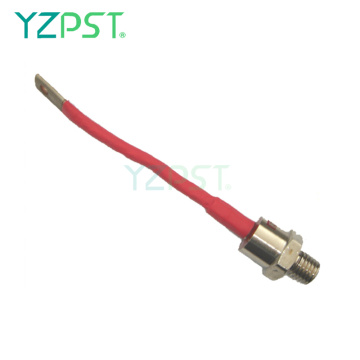 800V stud recovery diode for high-power drives