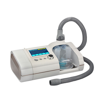 Non-invasive High-flow Integrated Ventilator