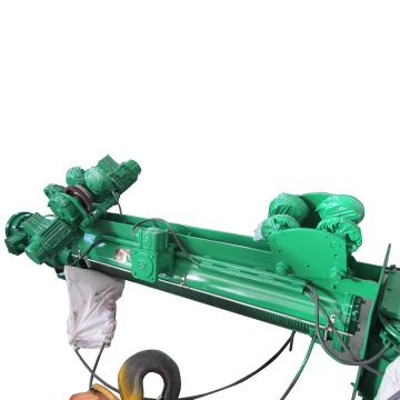 Motorized Traveling 3ton Electric Wire Rope Hoist Price