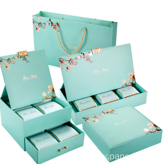 Custom Design Cardboard Gift Paper Packaging Box