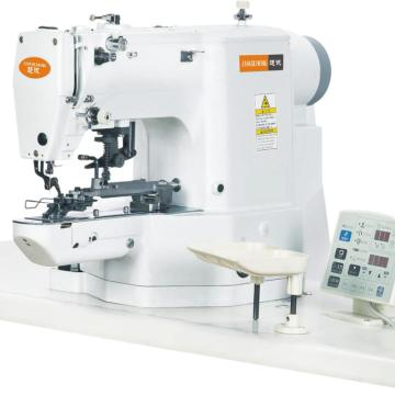 Automatic Button Sewing machine for button attaching