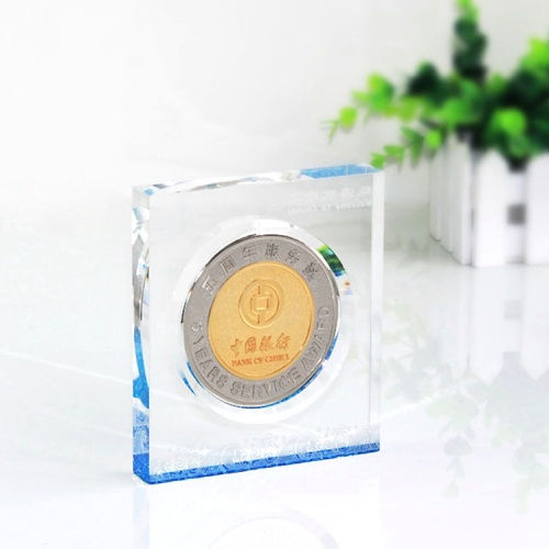 APEX Customized Coin Display Stand For Collector