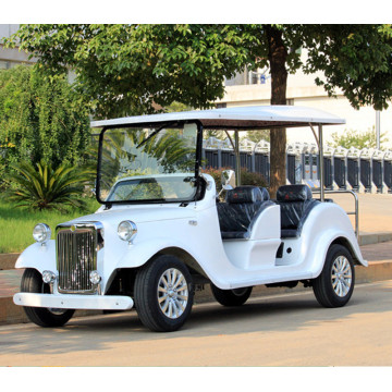 6 seats electric or gas classic vehicle